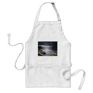 Cascading Waterfall Adult Apron
