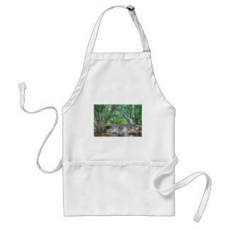 Cascading Waterfall Aprons