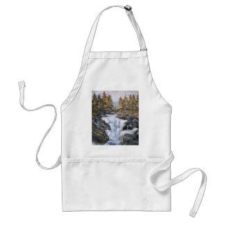 Cascata - óleo  (vendido) standard apron
