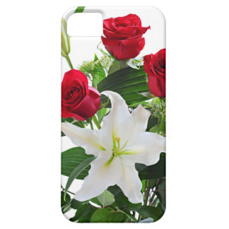 Case for iphone, with beautiful flowers