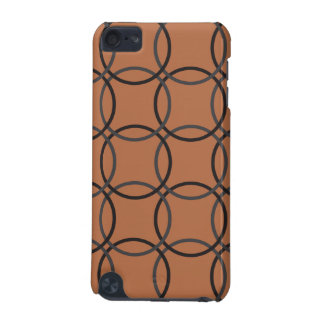 Case-Mate iPod Touch 5G Case - Brown Circles