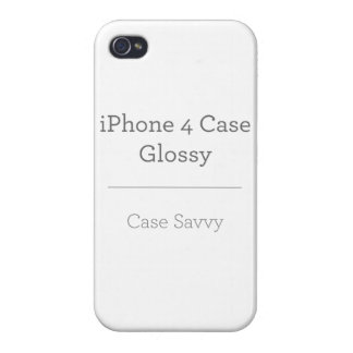 Case-Savvy Personalised iPhone 4/4S Cover