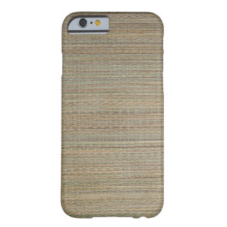 Case: Straw Mat Barely There iPhone 6 Case