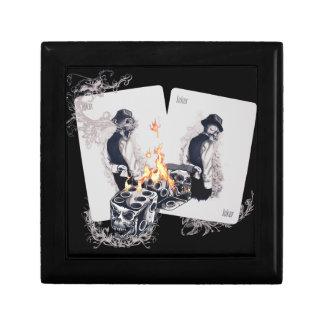 Casino Play Fire Dice Gift Box