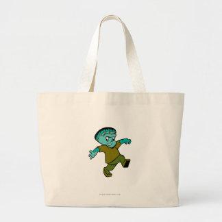 Casper Frankenstein Large Tote Bag