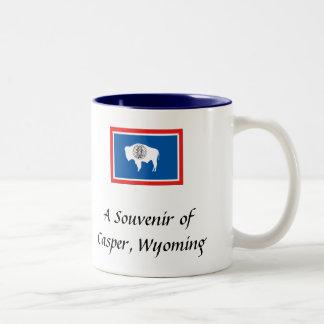 Casper, Wyoming, Souvenir Mug