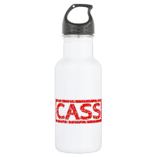 Cass Stamp 532 Ml Water Bottle