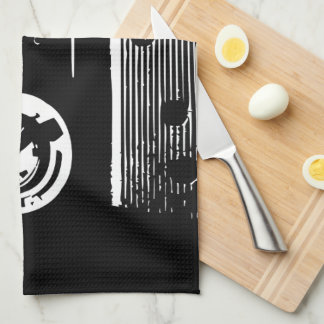 Cassette Tape Hand Towels