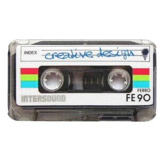 Cassette Tape Ipod 4 Case
