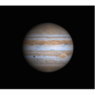 Cassini View of Jupiter NASA Standing Photo Sculpture