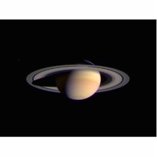 Cassini View of Saturn Space NASA Photo Cutout