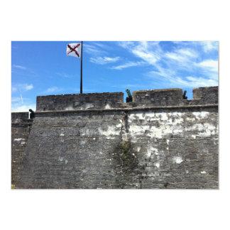 Castillo de San Marcos, St. Augustine, FL Card