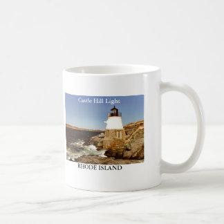 Castle Hill Light, Rhode Island Mug