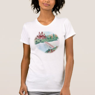 Castle in fairy tale T-Shirt