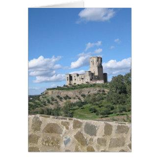 Castle in Spain Card