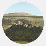 Castle of Landsberg, Meiningen, Thuringia, Germany Stickers
