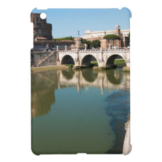 Castle of the Holy Angel from a bridge iPad Mini Case