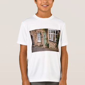 Castle Walk Richmond North Yorkshire T-Shirt