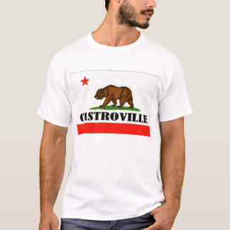 Castroville,Ca -- T-Shirt