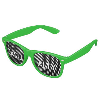 Casualty 1 retro sunglasses