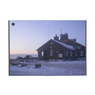 Cat and Fiddle in snow iCase Case For iPad Mini