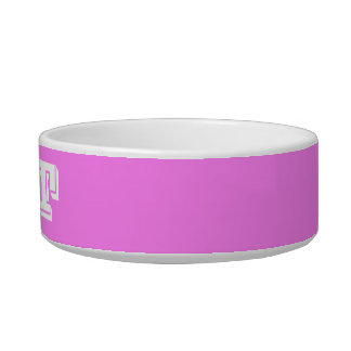 Cat Bowl by Janz Small Violet
