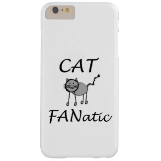 Cat Fanatic Barely There iPhone 6 Plus Case
