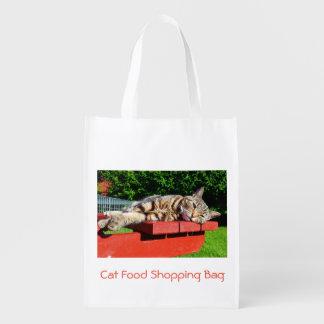 Cat Food Shopping Bag
