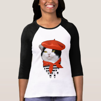 cat Frenchman T-Shirt