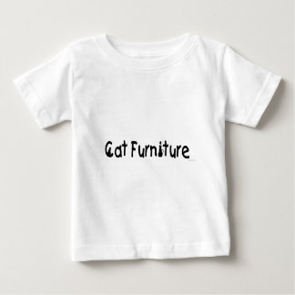 Cat Furniture Baby T-Shirt