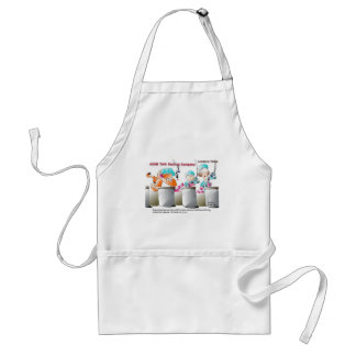 Cat In Fish Factory Funny Gifts Collectibles Apron
