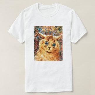 Cat, Louis Wain T-Shirt