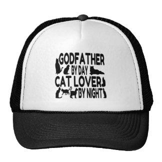 Cat Lover Godfather Cap