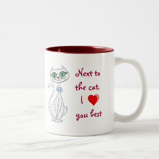 Cat Lover Mug #6