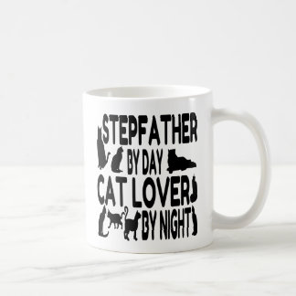 Cat Lover Stepfather Coffee Mug