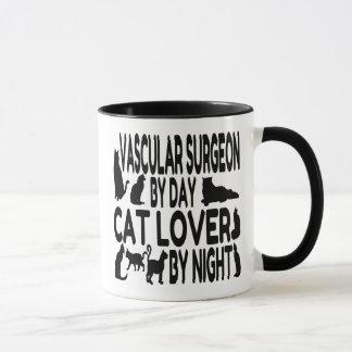 Cat Lover Vascular Surgeon