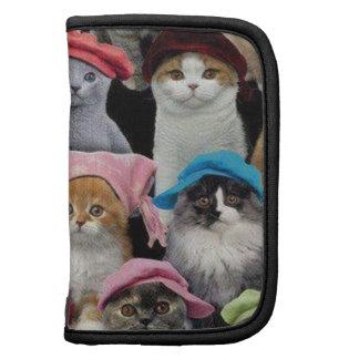 Cat Lovers Folio Mini Organizer
