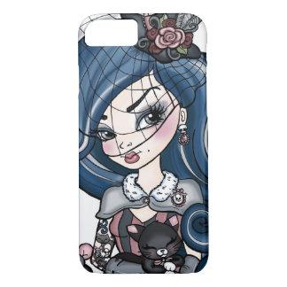 Cat Mistress Iphone Cover
