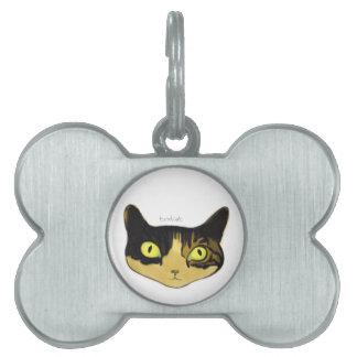 Cat Pet Tag