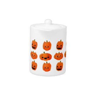 Cat Pumpkin Head Pattern