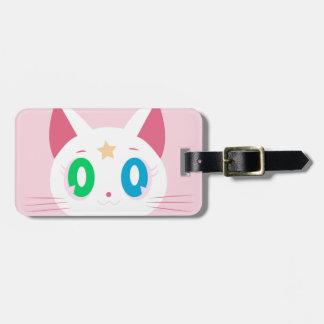 Cat STAR Luggage Tag
