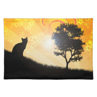 Cat Tree Placemat