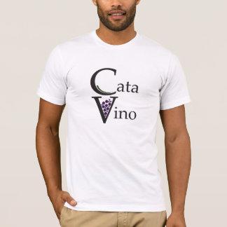 Catavino QRcode T-Shirt