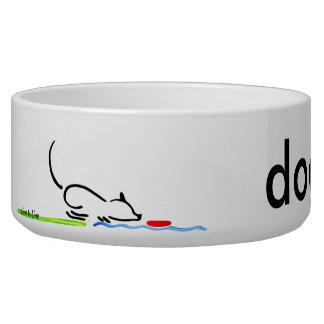 catch it pet food bowls