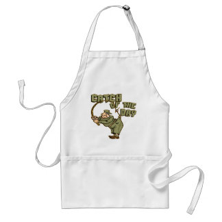 Catch Of The Day Fishing T-shirts Gifts Standard Apron