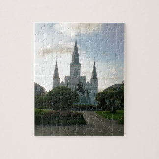 Cathedral Basilica of Saint Louis Jigsaw Puzzle