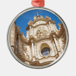 Cathedral in Valencia, Spain Christmas Ornament