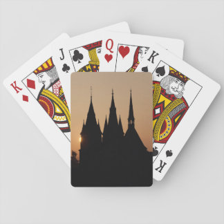 Cathedral of Blois Playing Cards