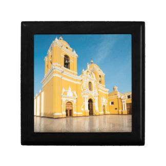 Cathedral Of Trujillo, Trujillo, Peru Gift Box
