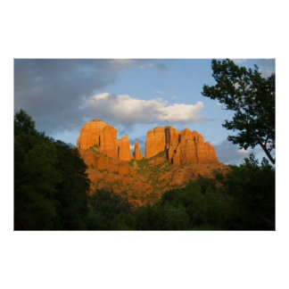 Cathedral Rock in Sedona Arizona Poster 4507